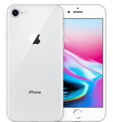 Apple iPhone 8 256GB Silver CZ