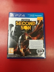 Infamous Second Son PS4 použitá