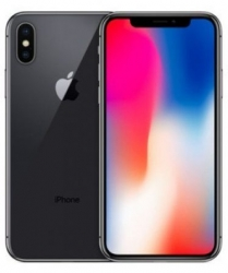 Apple iPhone X 256GB Space Gray CZ