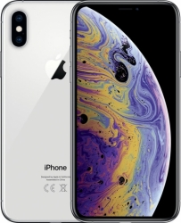 Apple iPhone XS 64GB Silver CZ